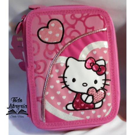 Canopla Hello Kitty 3 pisos reforzada ROSA