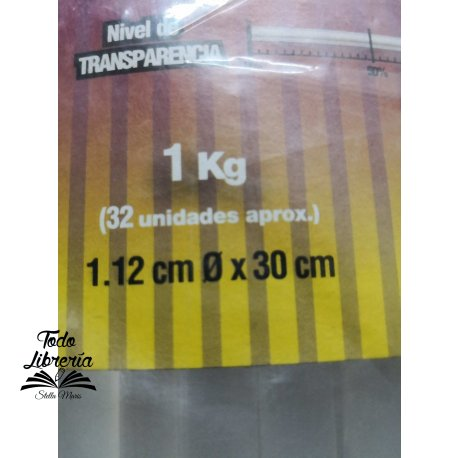 Adhesivo barra Suprabond grueso 1 kg 30 cm para pistola