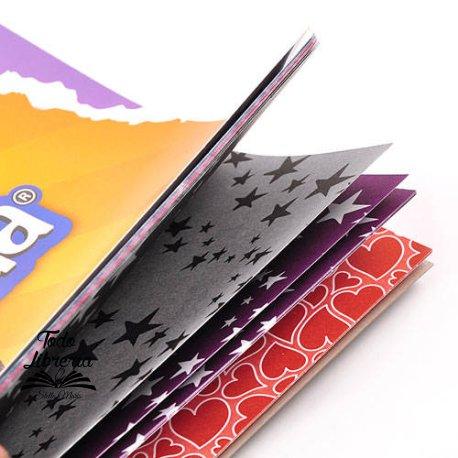 Cartulina Entretenida Muresco block 20 hojas 5 diseños especiales