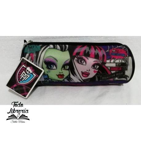Cartuchera tubo Monster High NEOPREN
