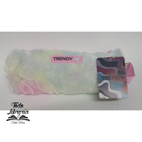 Cartuchera Trendy tubo ART10361