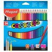 Pinturitas Maped Color Peps x 24 largos
